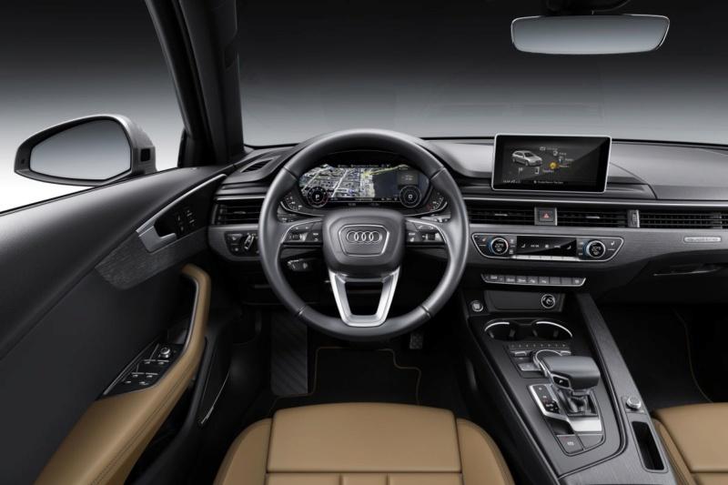 2018 - [Audi] A4 restylée  - Page 2 F9c25310