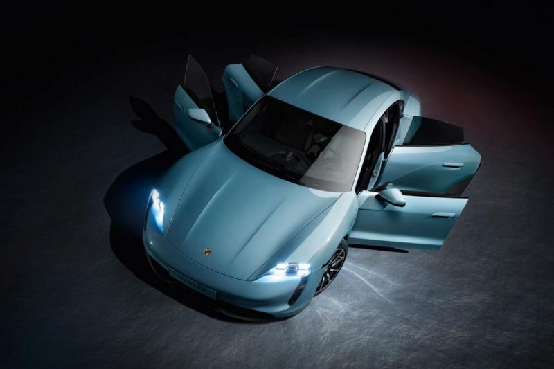 2019 - [Porsche] Taycan [J1] - Page 16 F9eff510