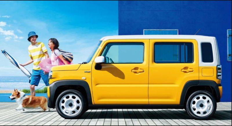 2014 - [Mazda/Suzuki] Flair Crossover / Hustler - Page 2 F9f17310