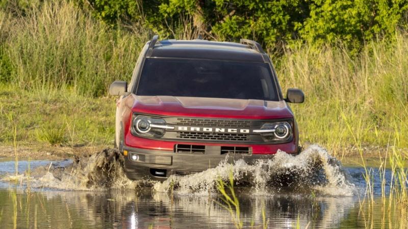Ford Bronco / Sport (2020) 77