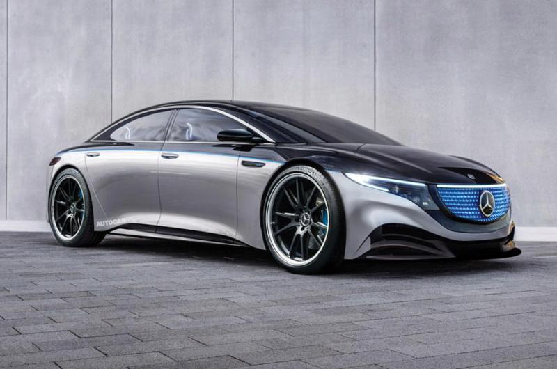 2020 - [Mercedes-Benz] EQ S - Page 4 Fa0d6310