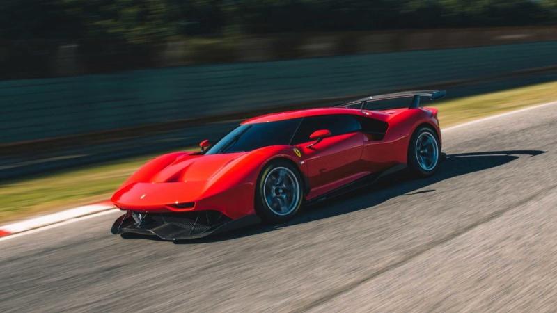 [Ferrari] Modèles uniques / One Off - MàJ : F12 TRS - Page 7 Fa10