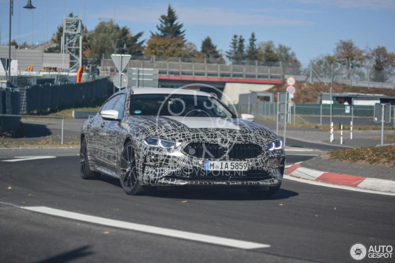 2019 - [BMW] Série 8 Gran Coupé [G16] - Page 2 Fa1a8210