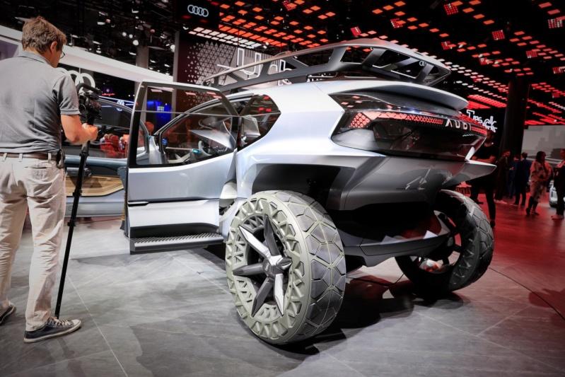 2019 - [Audi] AI:me E-Tron / AI:Trail Quattro - Page 2 Fa223010