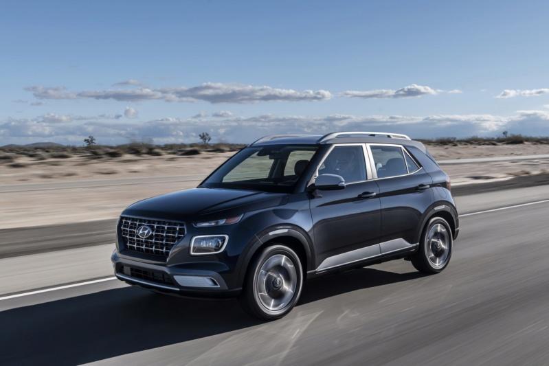 2020 - [Hyundai] Venue SUV compact  - Page 2 Fa336010