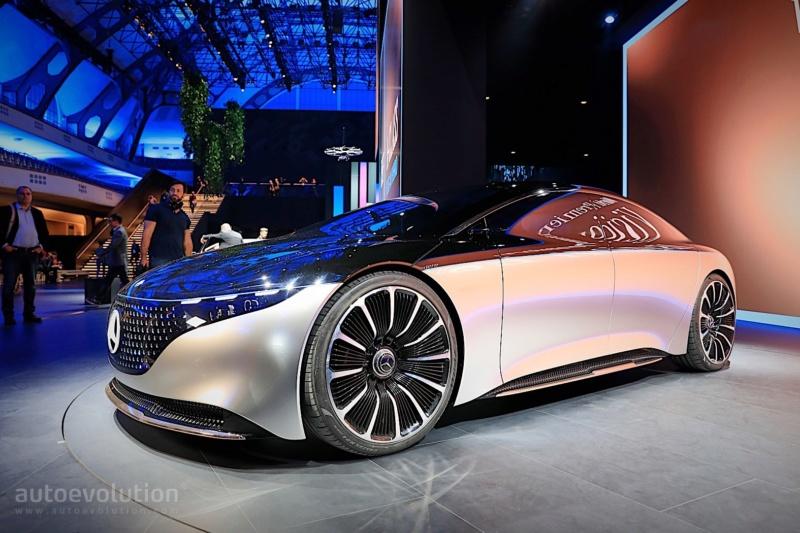 2019 - [Mercedes-Benz] EQS Concept  - Page 2 Fa34f510