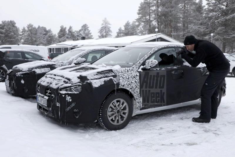 2020 - [Hyundai] I30 III 5p/SW/Fastback Facelift Fa6a8810