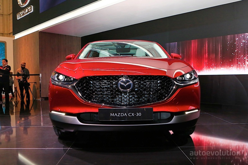 2019 - [Mazda] CX-30 Fa755e10