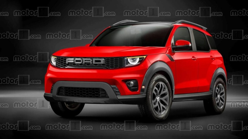 2019 - [Ford] Baby Bronco Fac03410