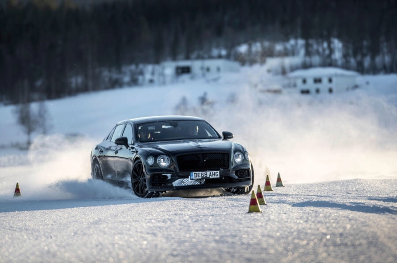 2018 Bentley Continental Flying Spur 11