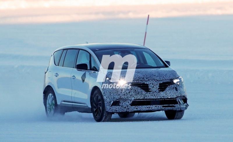 2019 - [Renault] Espace V Restylé Faf8b410