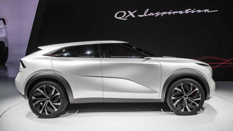 2019 - [Infiniti] QX Inspiration Concept Fb07a810