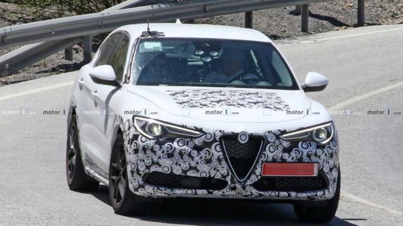 2017 - [Alfa Romeo] Stelvio [Tipo 949] - Page 34 Fb122010