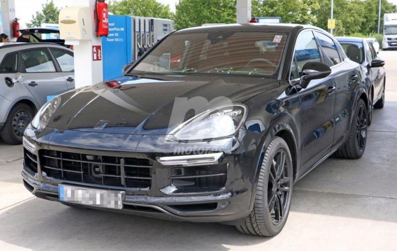 2019 [Porsche] Cayenne coupé - Page 4 Fb139410