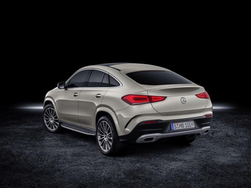 2019 - [Mercedes-Benz] GLE Coupé  - Page 3 Fb1e6110