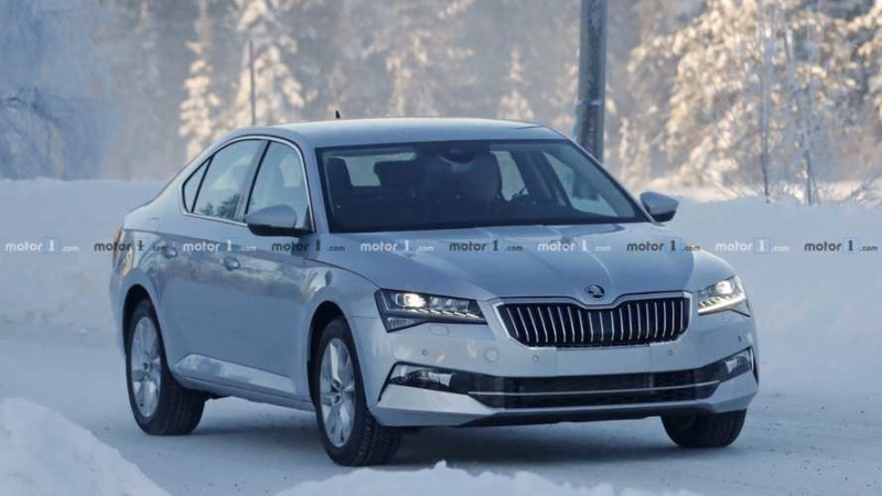 2018 - [Skoda] Superb restylée  Fb1eda10