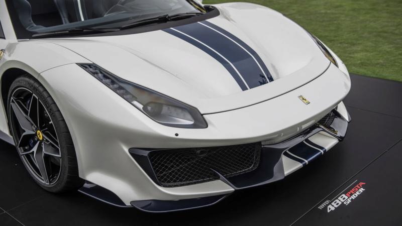 2018 - [Ferrari] 488 Pista - Page 7 Fb40d710