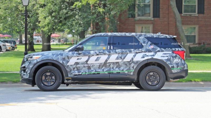 2019 - [Ford] Explorer Fbc03a10