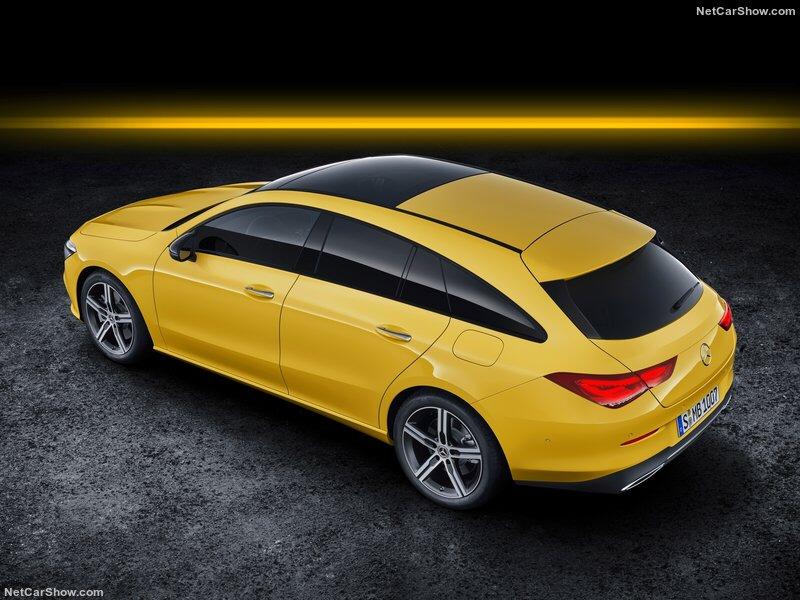 2019 - [Mercedes-Benz] CLA Shooting Brake II Fc1a2c10