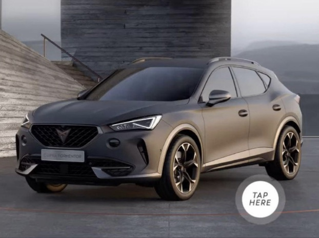 2019 - [Cupra] Formentor concept - Page 2 Fc252310
