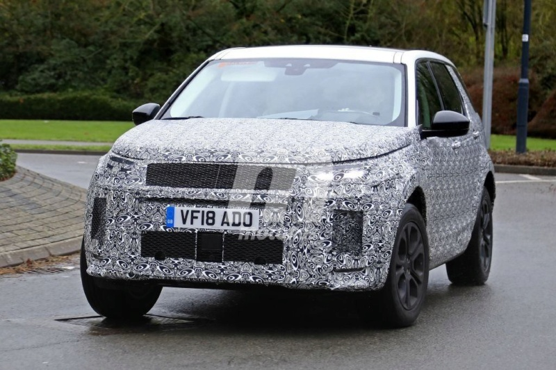 2014 - [Land Rover] Discovery Sport [L550] - Page 12 Fc2b3410