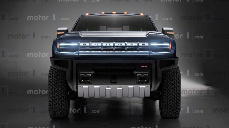 2021 - [GMC] Hummer EV Truck  Fc2fe710