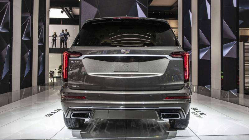 2019 - [Cadillac] XT6 Fc3a9910