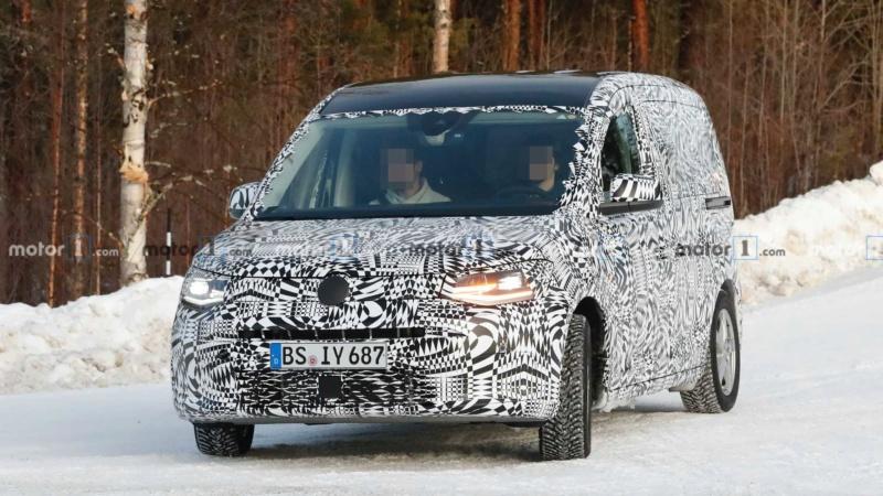 2020 - [Volkswagen] Caddy V Fc9be410