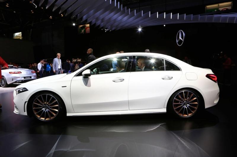 2018 - [Mercedes-Benz] Classe A Sedan - Page 6 Fcd53f10