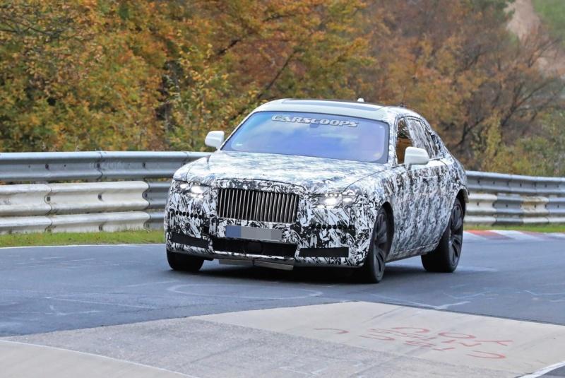 2020 - [Rolls-Royce] Ghost II Fcdfdb10