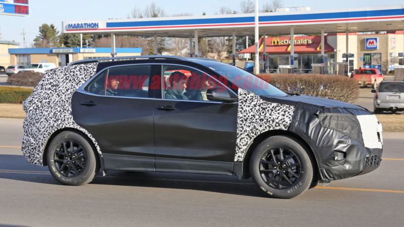 2015 - [Chevrolet] Equinox Fd78a010