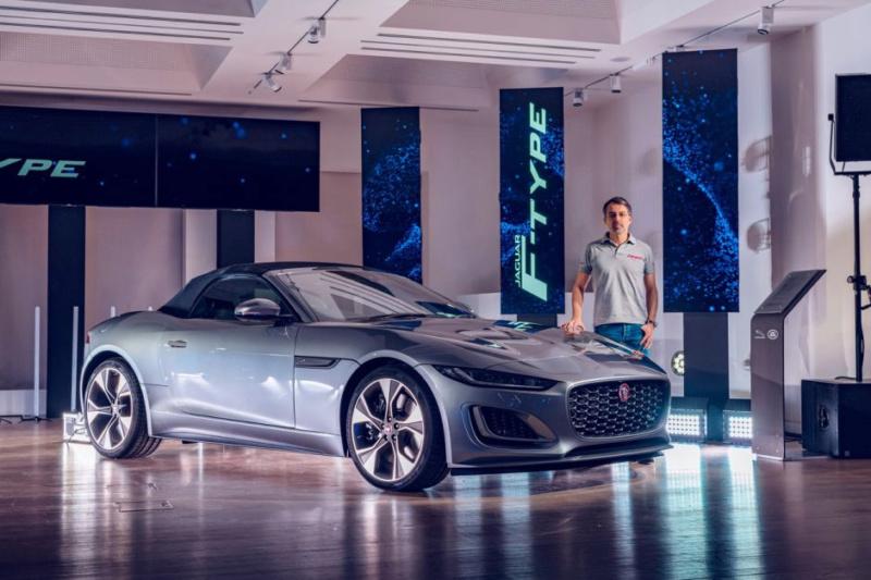 2021 - [Jaguar] F-Type restylée - Page 4 Fda62410