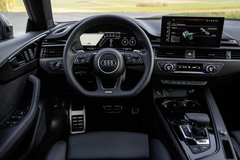 2020 - [Audi] A5 Coupé/Cab/SB restylée Fdd33e10