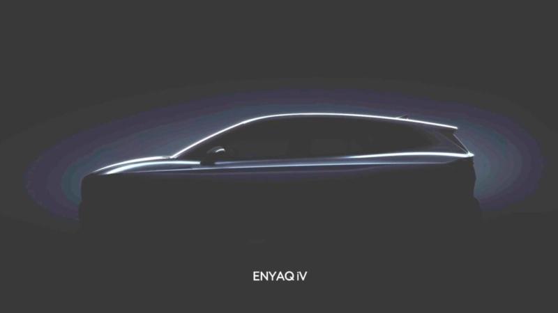 2021 - [Skoda] SUV EV Fe06e110