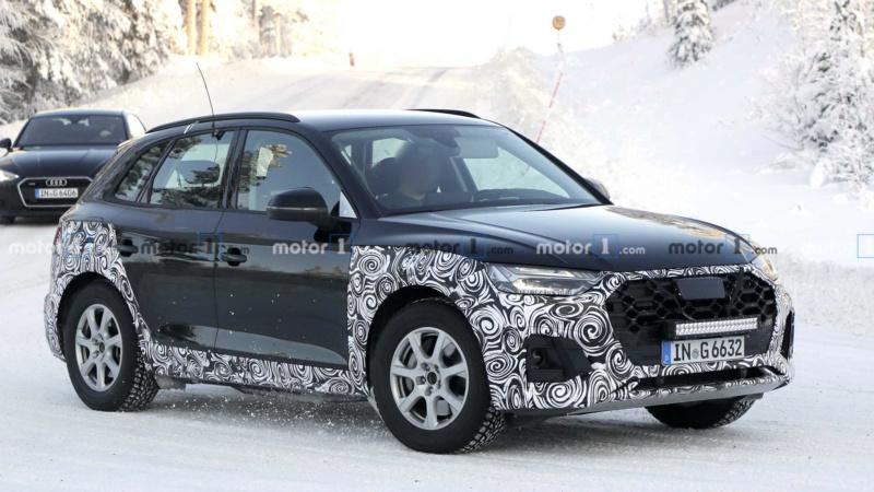 2020 - [Audi] Q5 II restylé Fe385610