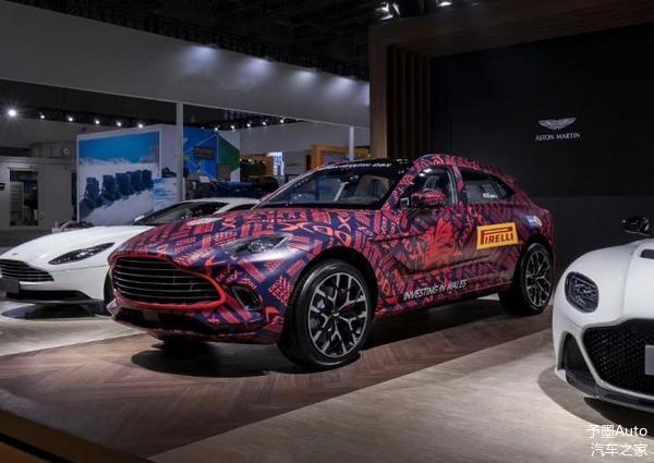 2019 - [Aston Martin] DBX - Page 4 Fe588810