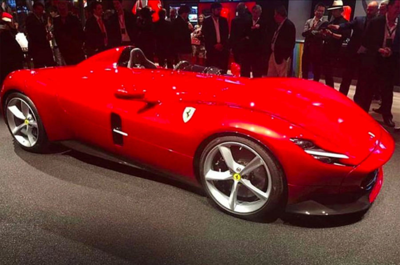 [Ferrari] Modèles uniques / One Off - MàJ : F12 TRS - Page 6 Fe9b1c10