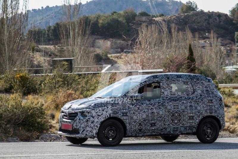 2019 - [Renault] MPV Triber [Inde] Febccd10