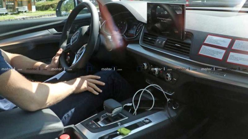 2020 - [Audi] Q5 II restylé Ff006210