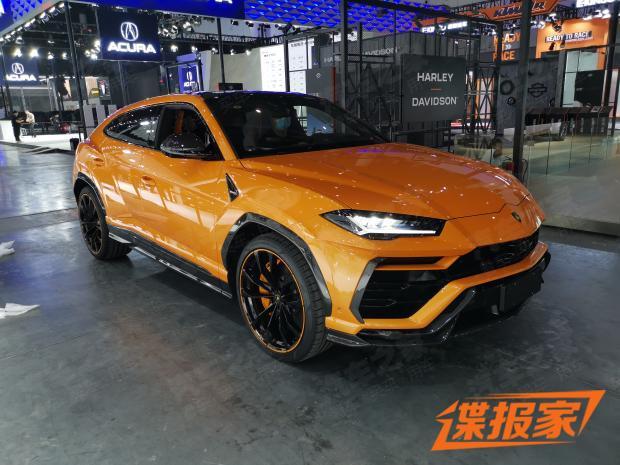 2018 - [Lamborghini] SUV Urus [LB 736] - Page 11 Ff056710