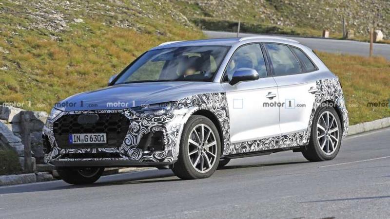 2020 - [Audi] Q5 II restylé Ff510610