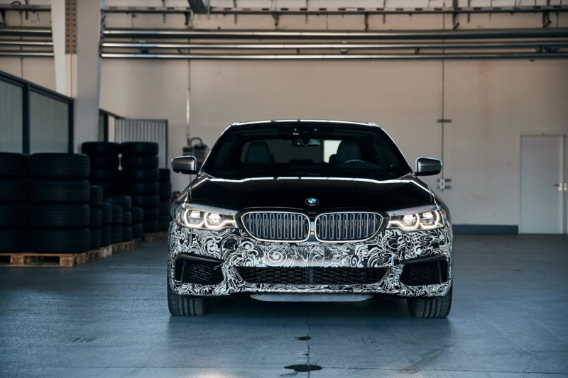 2016 - [BMW] Série 5 Berline & Touring [G30/G31] - Page 29 Fffd4810
