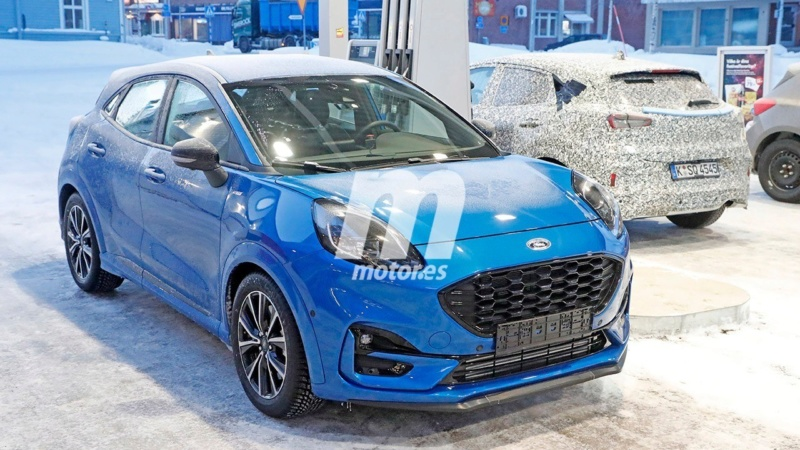 2019 - [Ford] Puma - Page 20 Ford-p11