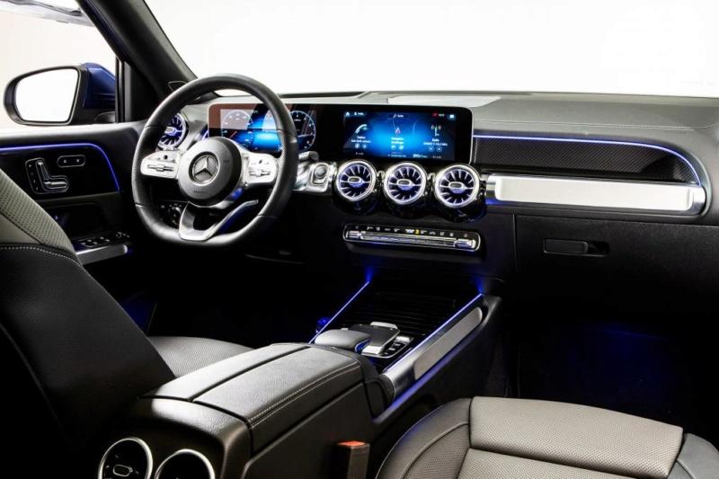 2018 - [Mercedes-Benz] GLB - Page 7 G1011