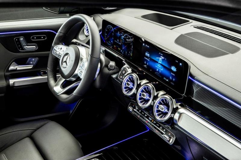2018 - [Mercedes-Benz] GLB - Page 7 G1110