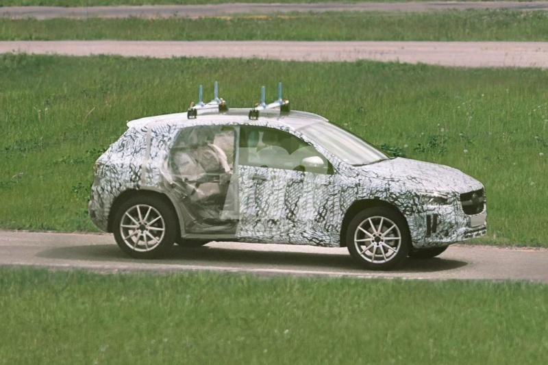 2020 - [Mercedes] GLA II - Page 3 G211