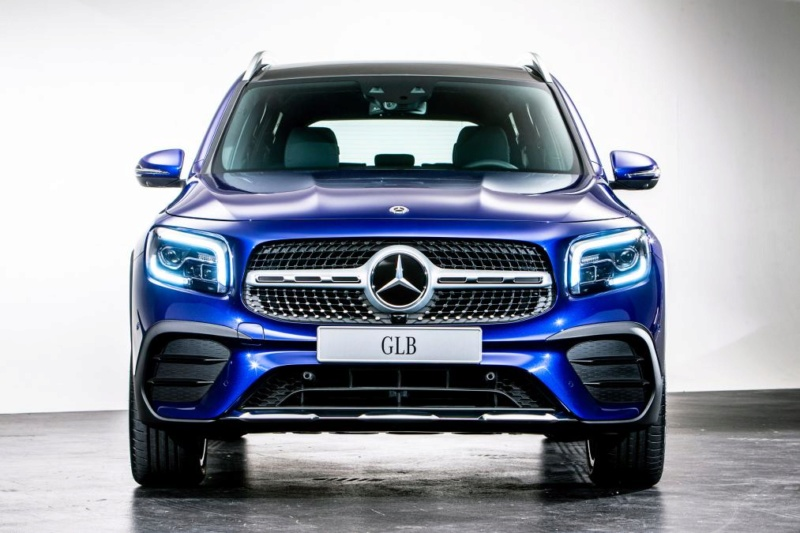 2018 - [Mercedes-Benz] GLB - Page 7 G212