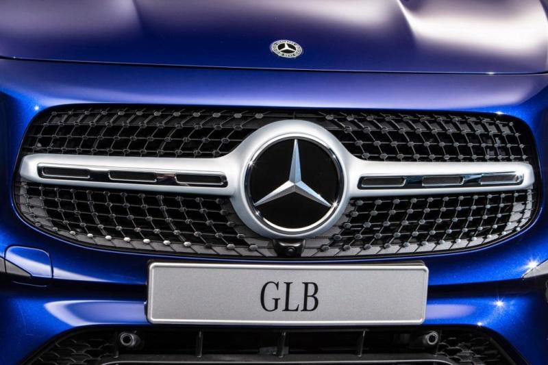 2018 - [Mercedes-Benz] GLB - Page 7 G2210