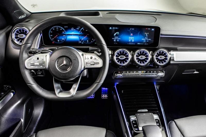 2018 - [Mercedes-Benz] GLB - Page 7 G711