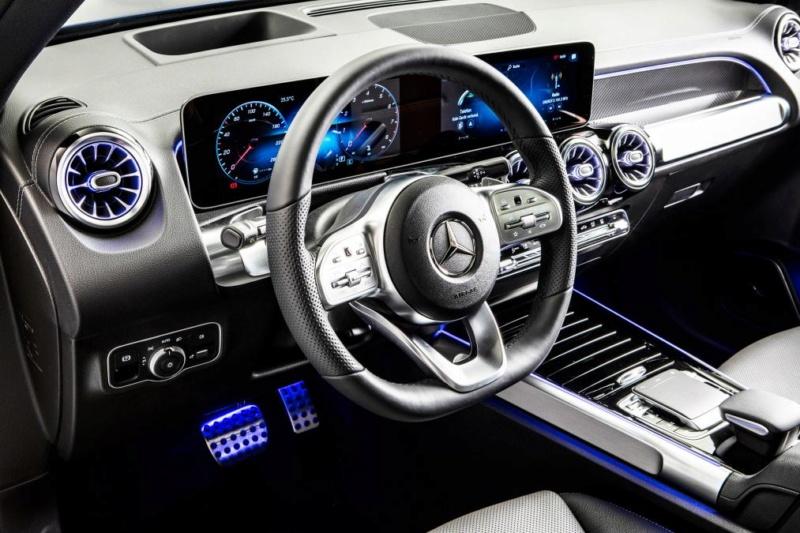2018 - [Mercedes-Benz] GLB - Page 7 G811